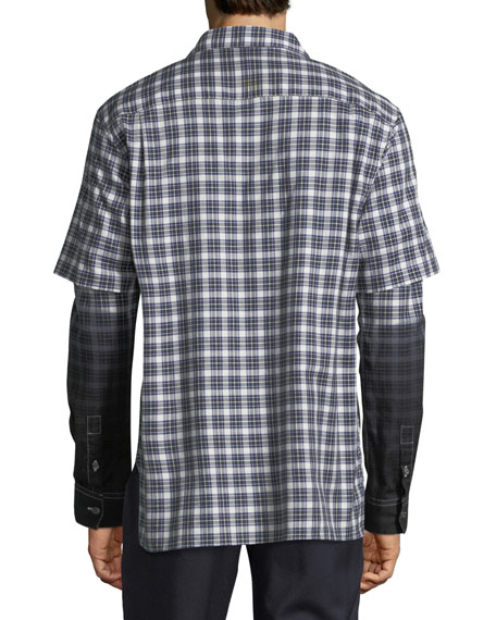 Dunlap Double-Sleeve Shirt