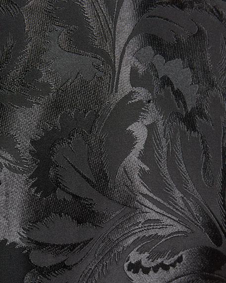 Floral Jacquard Dinner Jacket