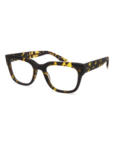 Stax Matte Tortoiseshell Optical Glasses