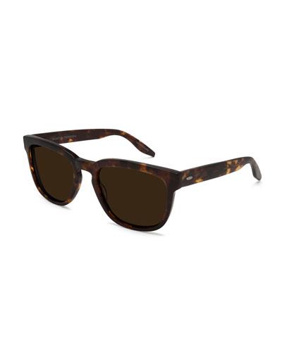Coltrane Square Tortoiseshell Sunglasses
