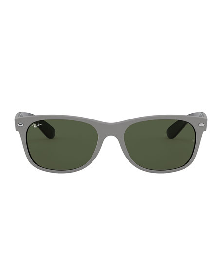Flat Top Plastic Sunglasses