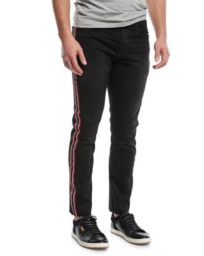 Brixton Denny Slim-Straight Jeans