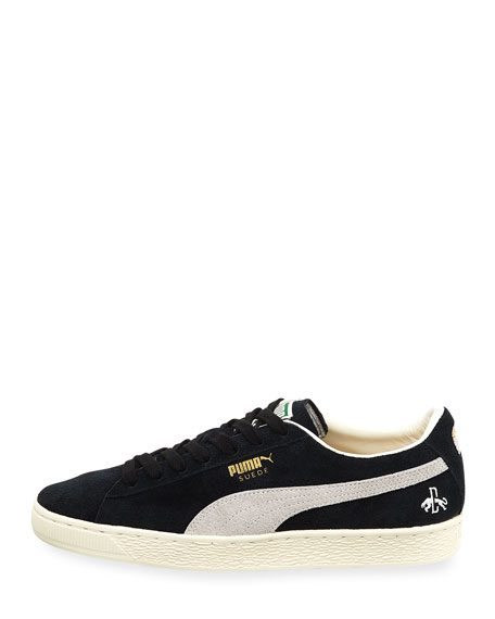 Men's Rudolf Dassler Clyde Suede Low-Top Sneaker