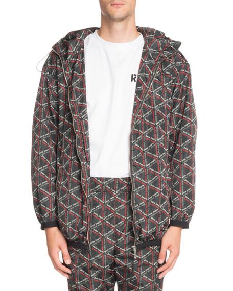 Monogram Wind-Resistant Jacket