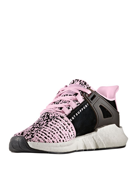 Adidas Men's EQT Support Trainer Sneaker, Pink