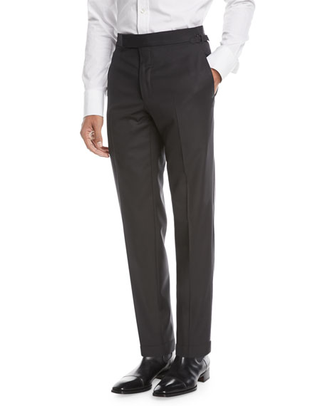 TOM FORD Basic Wool Trousers