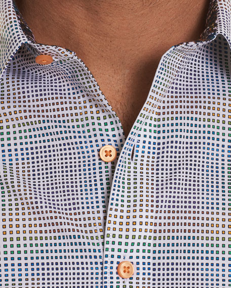 Sierra Check Sport Shirt