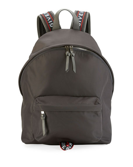 Givenchy Urban Logo Hike-Strap Backpack