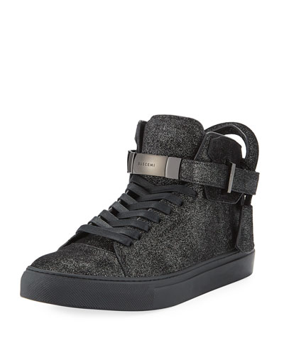 Men's 100mm Gleam High-Top Sneakers