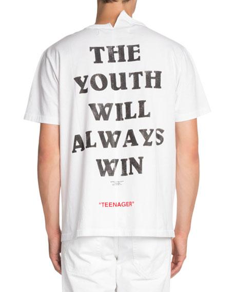 Youth Splice Short-Sleeve T-Shirt