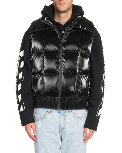 Firetape Puffer Vest