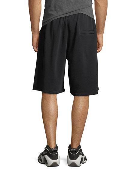 Basic Logo Knit Shorts