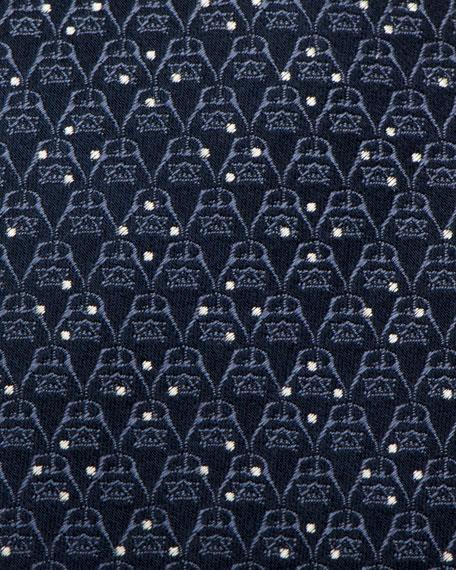 Star Wars Darth Vader Jacquard Silk Tie