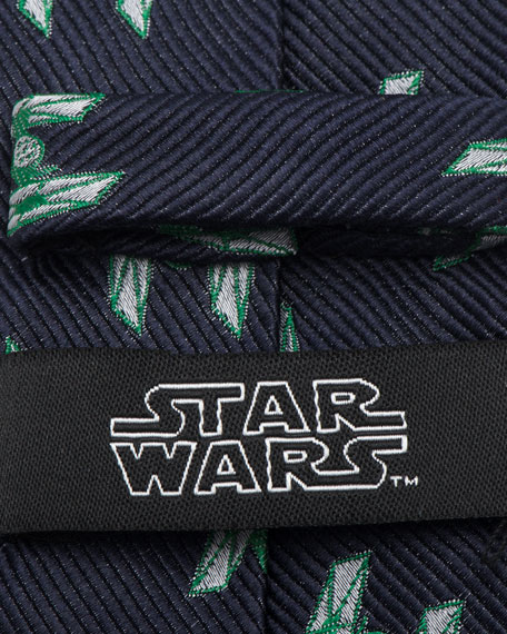 Star Wars Fighter Silk Tie