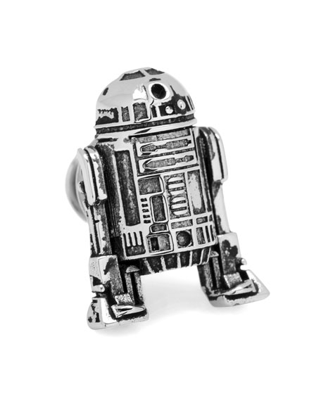 Star Wars R2-D2 Lapel Pin