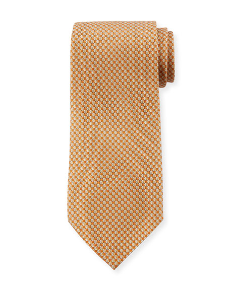 Volleyball Silk Tie