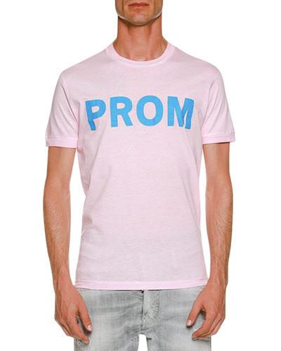 Prom Typographic T-Shirt