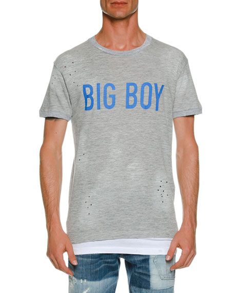 Big Boy Eyelet T-Shirt
