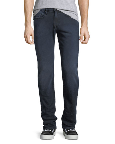 L'Homme Skinny Fit Jeans, Cobalt