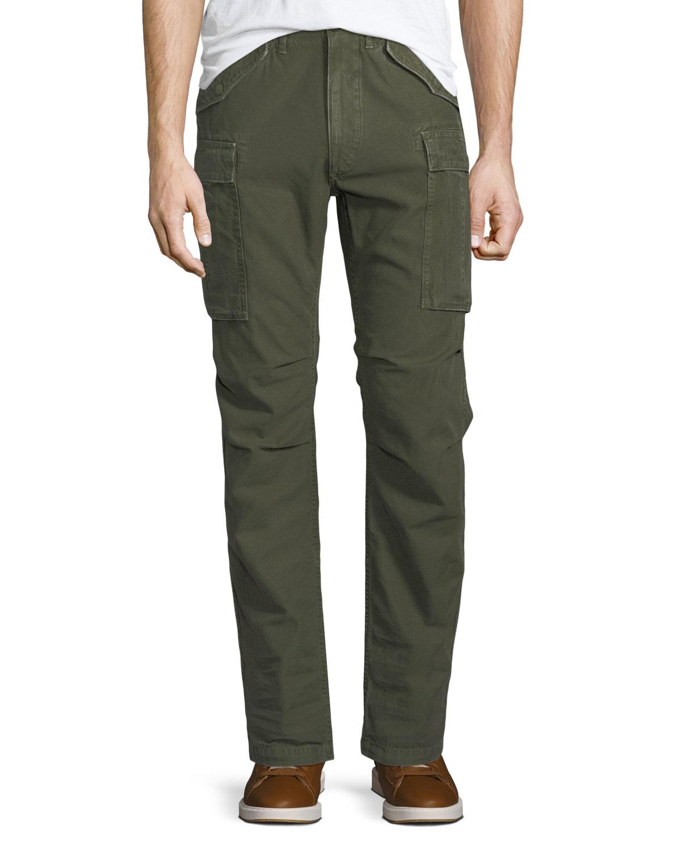 a1b98194e02 FRAME Army Straight-Leg Cargo Pants