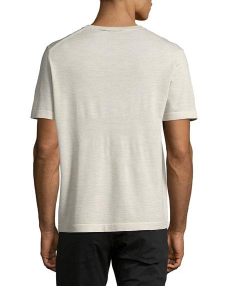 Veloy Leden Luxe Feather Merino T-Shirt