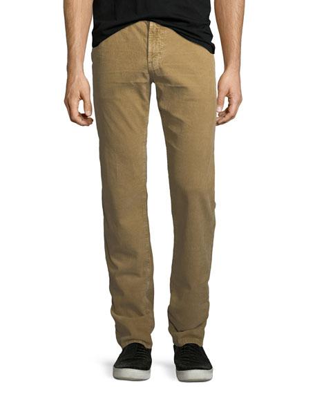 AG Graduate Sulfur Infantry Corduroy Pants