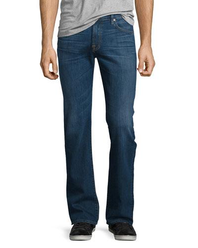 FoolProof Straight-Leg Denim Jeans, Flashback