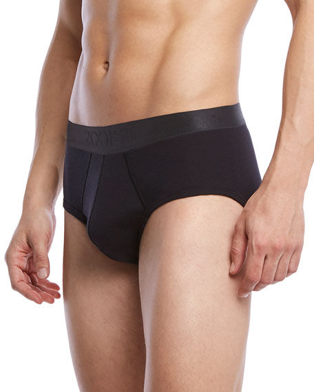 Pima Contour Stretch Briefs