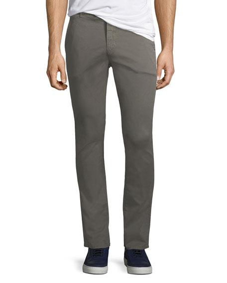 J Brand Brooks Slim-Fit Twill Trousers