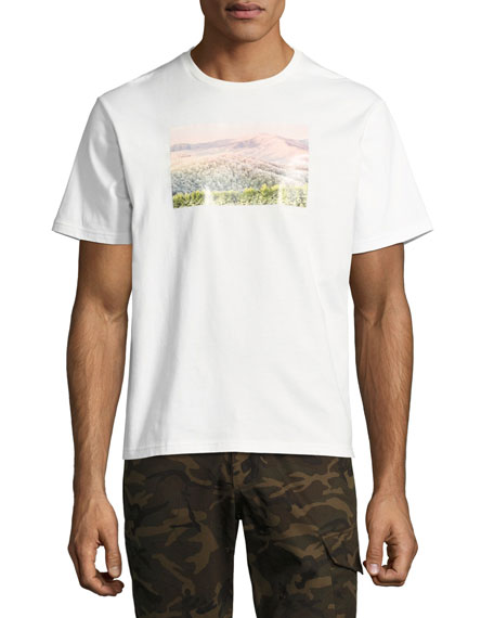 Ovadia & Sons Appalachian Winter Cotton T-Shirt