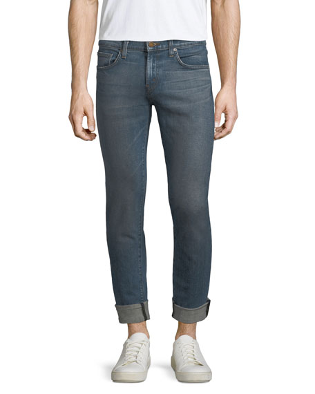 Men's Tyler Taper Slim-Straight Jeans, Furud