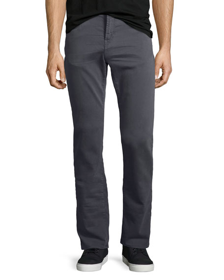 J Brand Kane Montauk Slim-Straight Pants