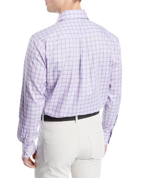 Crown Ease Nazca Glen Sport Shirt