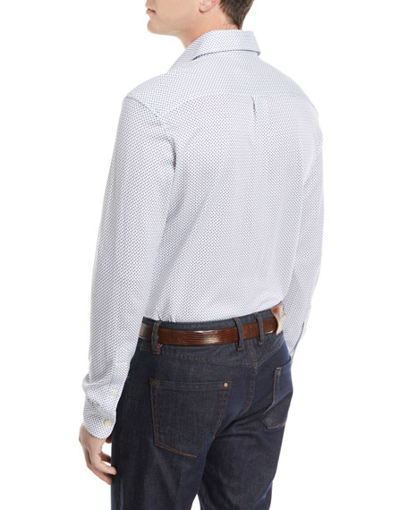 Ocean Spray Cotton Sport Shirt