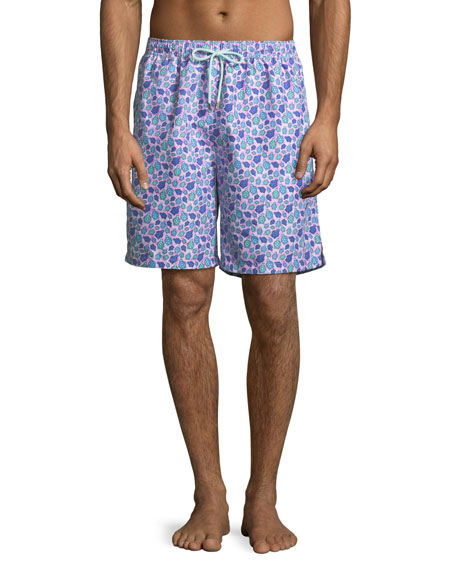 Shelly Turtle Swim Trunks