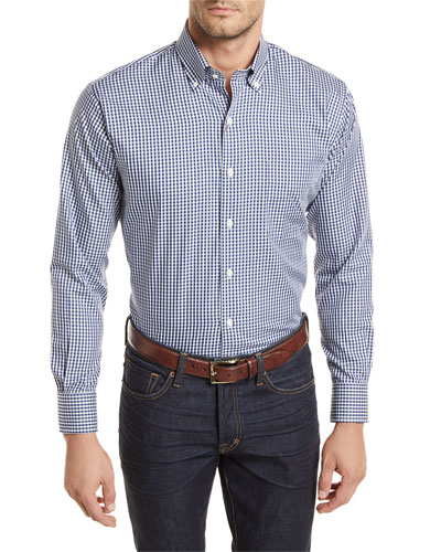 Crown Soft Gingham Shirt