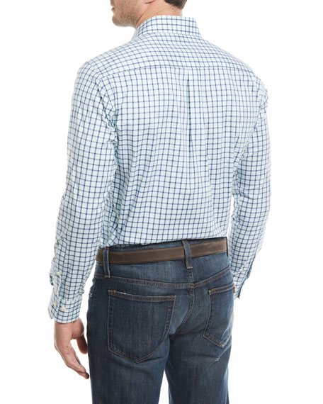 Crown Comfort Trinidad Check Sport Shirt