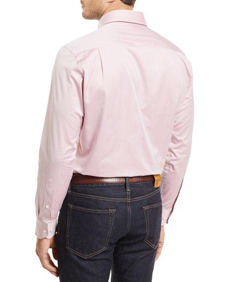 Summer Soft Twill Woven Shirt