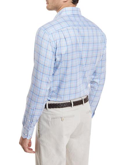 Jetty Woven Check Shirt