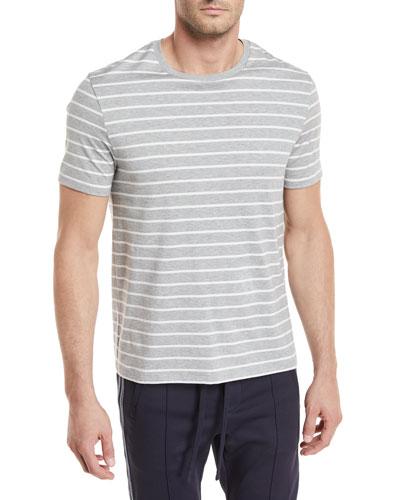 Heathered Stripe T-Shirt