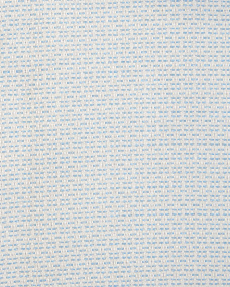 Textured Jacquard Dress Shirt