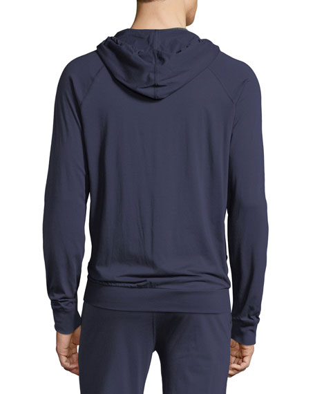 Paul Smith Zip-Front Hooded Sweater
