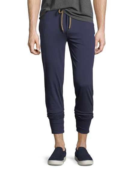Paul Smith Tapered-Leg Jersey Pants