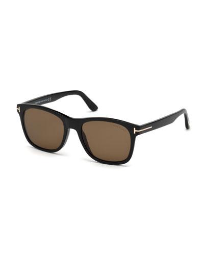 Eric Square Acetate Sunglasses