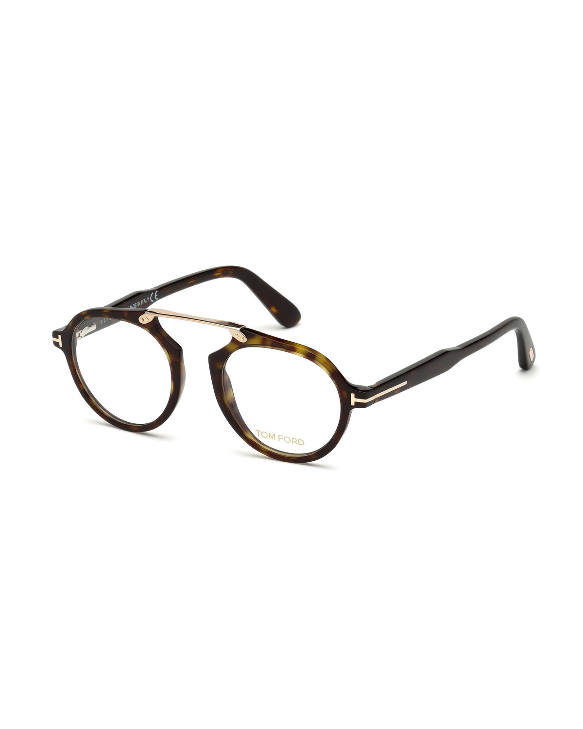 e302aeb909 TOM FORD Havana Optical Bridgeless Glasses