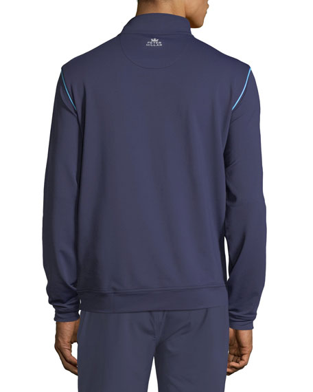Perth Quarter-Zip Sweater