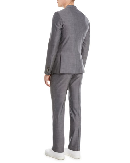 Tic Wool Two-Piece Suit