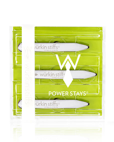 Wurkin Stiffs Power Magnetic Collar Stays