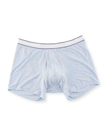 Derek Rose Ethan Stretch Jersey Trunk Boxer Briefs