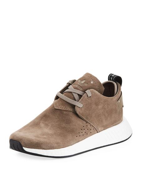 Adidas Men's NMD_C2 Suede Sneaker